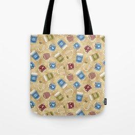 Cozy Mugs - Macchiato Tote Bag