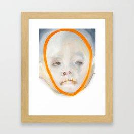 Issei Framed Art Print