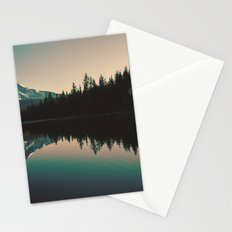 Morning Mountain Adventure Stationery Cards