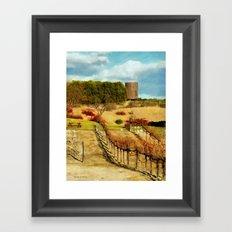 Temecula Wine Country Framed Art Print