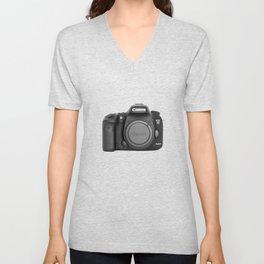 Canon 7D Mark II Unisex V-Neck