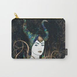 The Forest Queen Carry-All Pouch