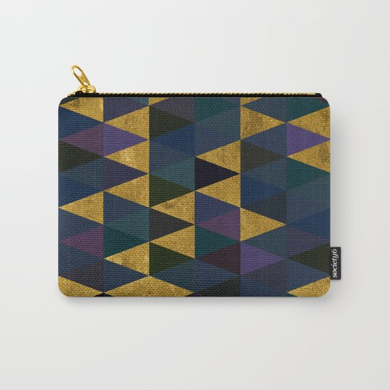 Abstract #318 Carry-All Pouch