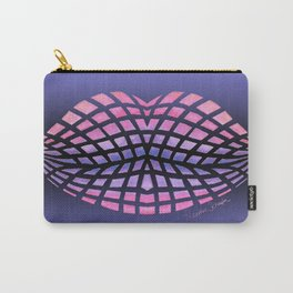 Victor Vasarely Lips Carry-All Pouch