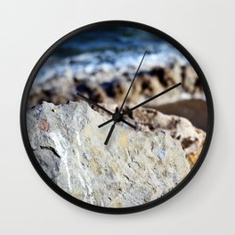 Waves of Distance Wall Clock
