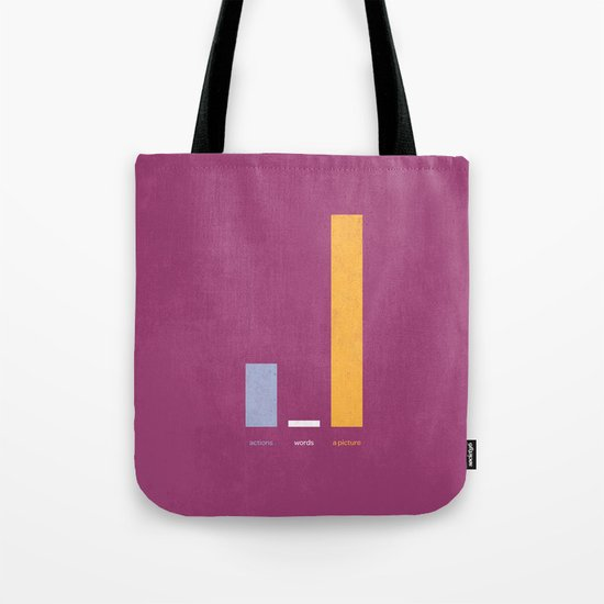 > Words Tote Bag