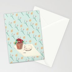 Xmas of cat Stationery Cards