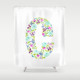 I'll Be C-ing You Shower Curtain