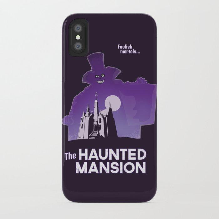 Hatbox Ghost - World iPhone Case
