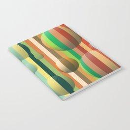 Alpha Orbs Classic Notebook