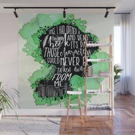 New World Rising - A Book Wall Mural