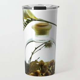 Delicate Bloom Travel Mug