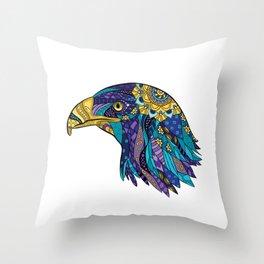 Aigle royal Throw Pillow