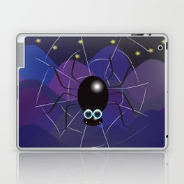 Happy Spider  Laptop & iPad Skin