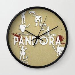 Welcome to Pandora Wall Clock