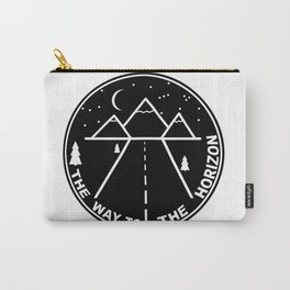 The way to the horizont Carry-All Pouch