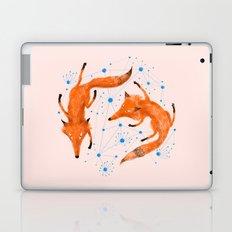 Twin Laptop & iPad Skin