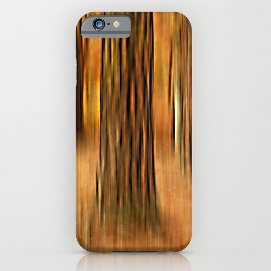 Color of Autumn iPhone & iPod Case