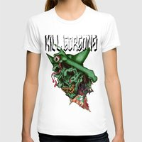 blood T-shirts featuring blood by KillGorgons