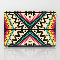 tribal iPad Cases featuring Tribal by Ornaart