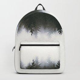 Sound waves -woods Backpack