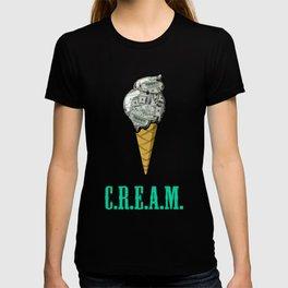 Ice C.R.E.A.M. T-shirt