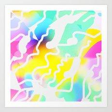 Entropy Art Print