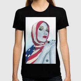 American Ladyboy T-shirt