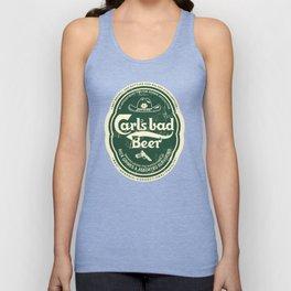 Carlsbad Beer Unisex Tank Top