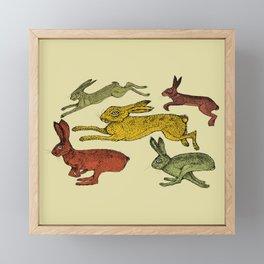 Follower Framed Mini Art Print