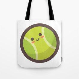 Tennis Ball Emoji Tote Bag