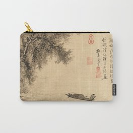 Fisherman - Wu Zhen Carry-All Pouch
