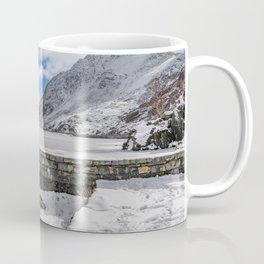 Weir At Ogwen Lake Coffee Mug