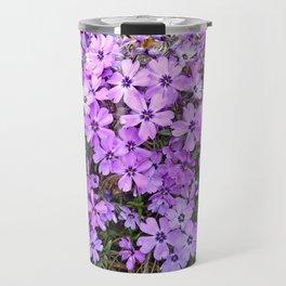 Lavender Creepers Travel Mug