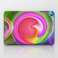 """agate iPad Cases featuring """" Agate """"  by shiva camille"""