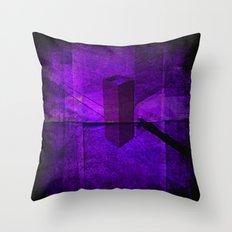 CENDRIER Throw Pillow