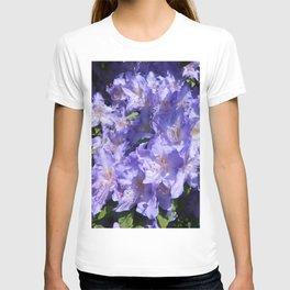 Indigo Azaleas T-shirt
