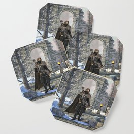 Ever Vigilant Coaster