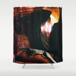 Inanna Shower Curtain