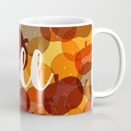 Fall Feels Coffee Mug
