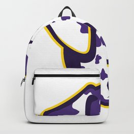 Great Dane Dog Mascot Backpack