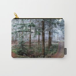 the red forest crossing Carry-All Pouch