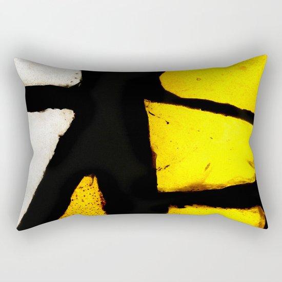 Light and Color II Rectangular Pillow