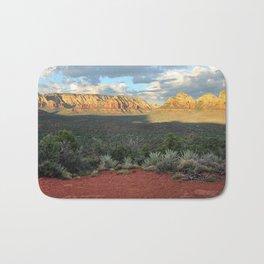 Sedona Red Rocks Vortex - Arizona Bath Mat