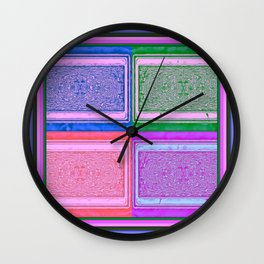 Number 20 Wall Clock