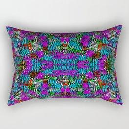 Needlepoint A Rectangular Pillow