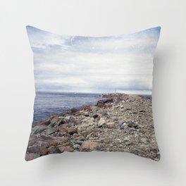 Rockaway Throw Pillow