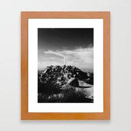 Rubidoux Framed Art Print