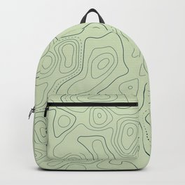 Topographic Map 03B Backpack
