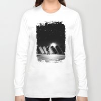 velvet underground Long Sleeve T-shirts featuring Underground by jpearse